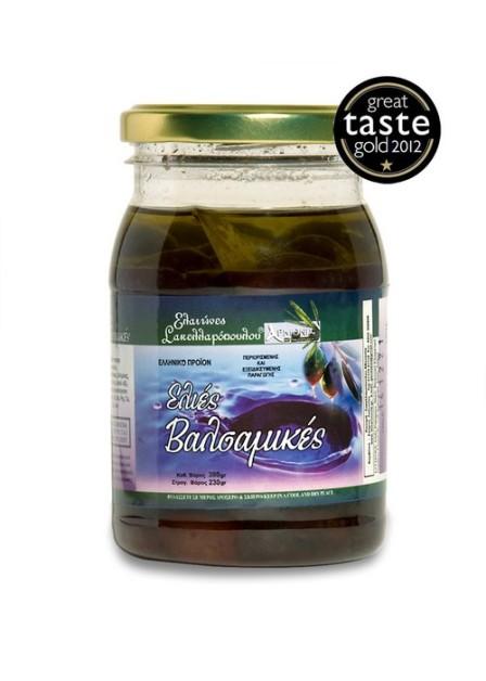 Оливки с бальзамическим уксусом